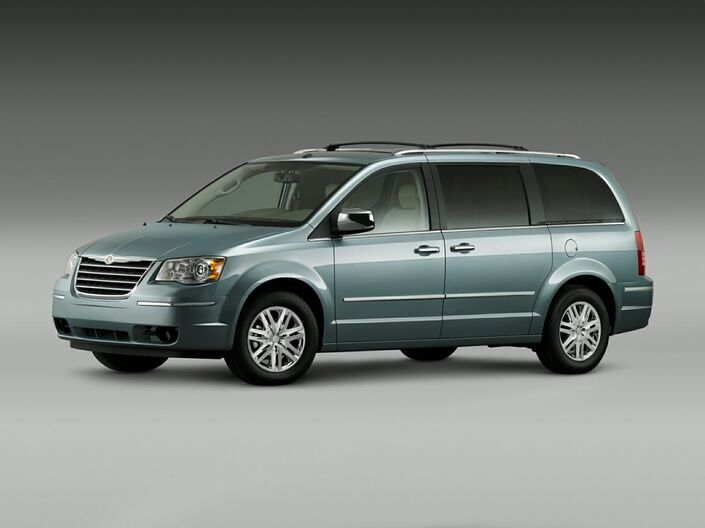 2010 Chrysler Town & Country Touring Lima OH