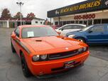 2010 DODGE CHALLENGER R/T, BUYBACK GUARANTEE,WARRANTY, MANUAL,  HEMI, SUNROOF, REAR SPOILER, AUX PORT, LOW MILES,GORGEOUS!