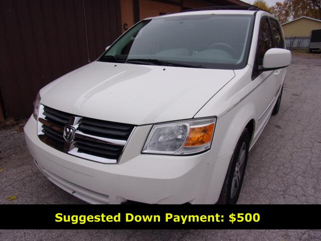 2010 DODGE GRAND CARAVAN SXT  Bay City MI