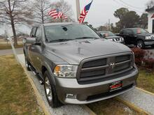 2010_DODGE_RAM_1500 SPORT CREW CAB 4X4, BUYBACK GUARANTEE, BACKUP CAM, TOW PKG, RUNNING BOARDS, ONLY 1 OWNER!!!_ Norfolk VA