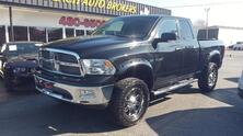 DODGE RAM 1500 ST BIGHORN CREWCAB 4X4, AUTOCHECK CERTIFIED, LIFTED, 20