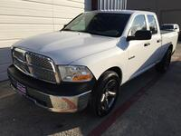 DODGE RAM PICKUP SLT Quad Cab 2WD 2010
