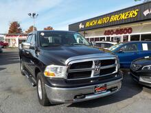 2010_DODGE_RAM_SLT CREWCAB 4X4, BUYBACK GUARANTEE, WARRANTY, SIRIUS RADIO, BLUETOOTH, RUNNING BOARDS, STUNNING!!!_ Norfolk VA