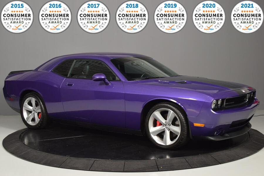2010_Dodge_Challenger_SRT8_ Glendale Heights IL