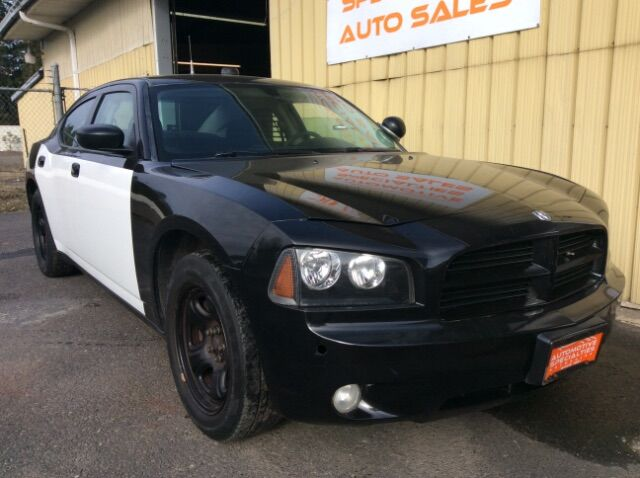 2010 Dodge Charger Police Spokane WA