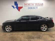 2010_Dodge_Charger_SRT8 6.1 Hemi V8 Leather 88k Miles Sunroof Alcoa Wheels_ Mansfield TX