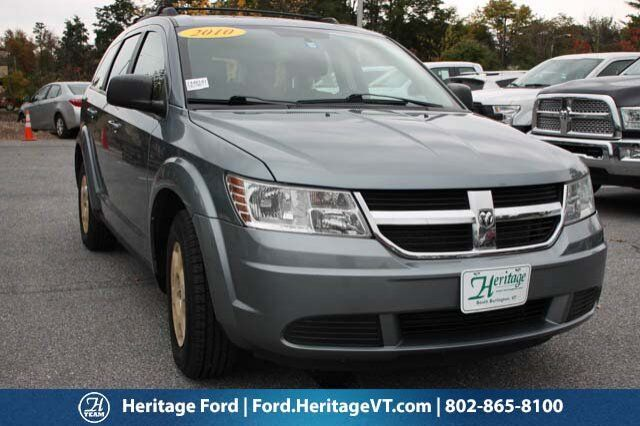 2010 Dodge Journey SE South Burlington VT