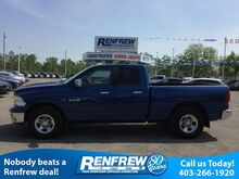 2010_Dodge_Ram 1500_SLT 5.7L V8, Bluetooth, Satellite Radio, Kenwood Speakers_ Calgary AB