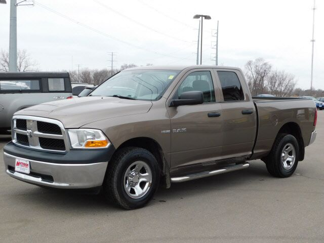 2010 Dodge Ram 1500 Slt Clearwater Mn 23620438