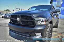2010_Dodge_Ram 1500_Sport / 4X4 / 5.7L HEMI V8 / Single Cab / Auto Start / Power Driver's Seat / Alpine Speakers / Bluetooth / Aftermarket Exhaust / 20in Rock Star Rims / New 35in Off Road Tires / Block Heater / Tow Pkg_ Anchorage AK