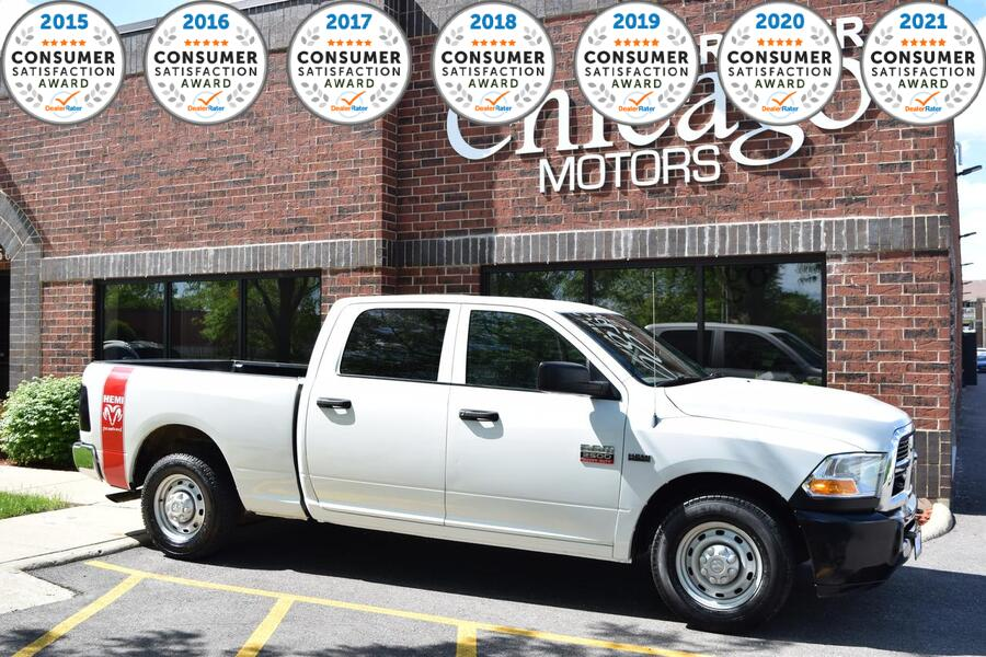 2010_Dodge_Ram 2500_ST_ Glendale Heights IL