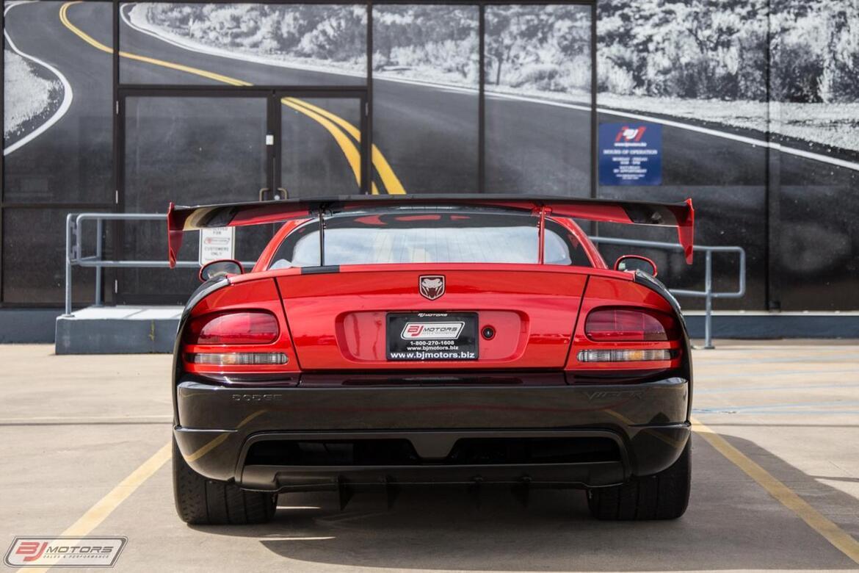 2010 Dodge Viper 1.33 SRT10 ACR *Ltd Avail* Tomball TX