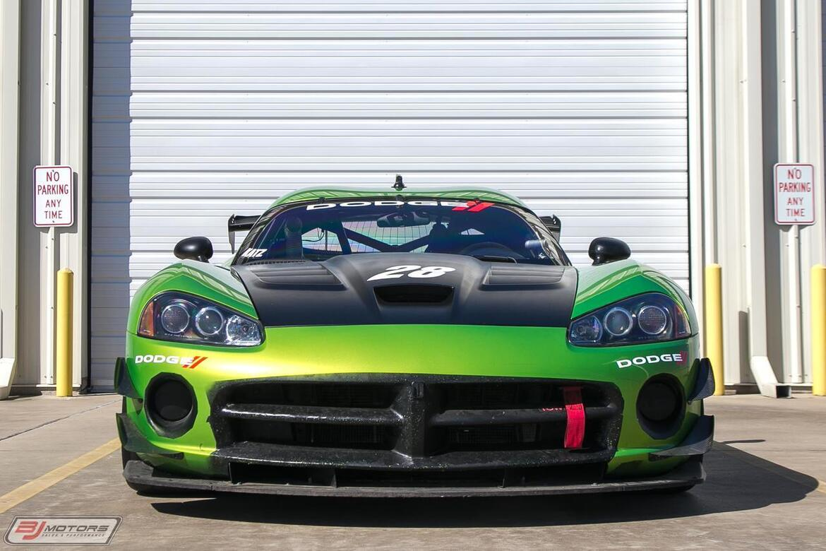 2010 Dodge Viper ACR-X 028 Race Tomball TX