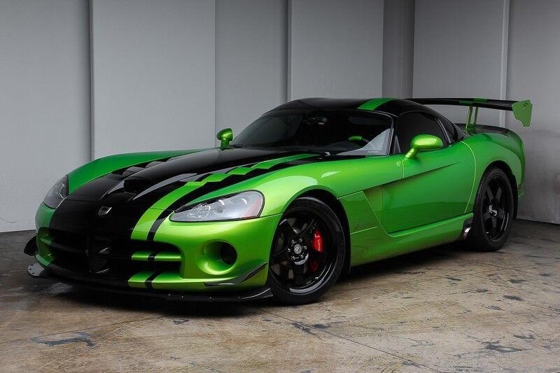 2010 Dodge Viper SRT10 ACR *Ltd Avail* Akron OH 20422635