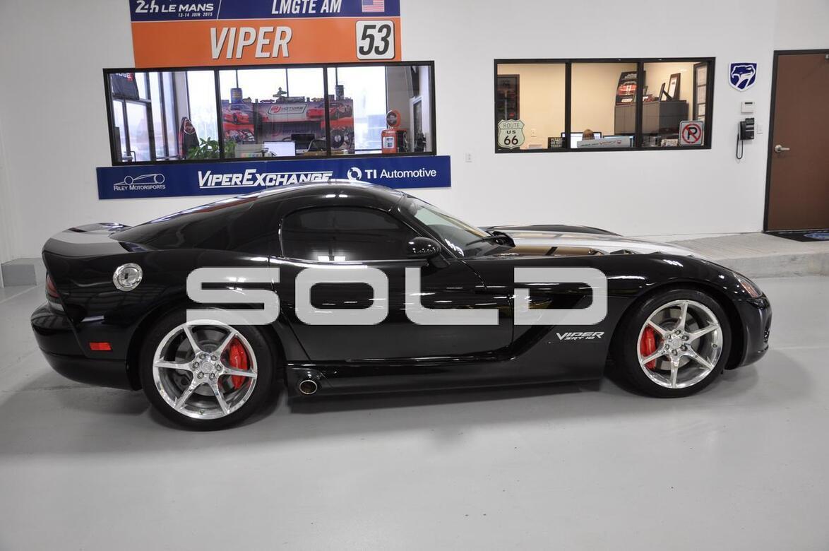 2010 Dodge Viper SRT10 Coupe Tomball TX