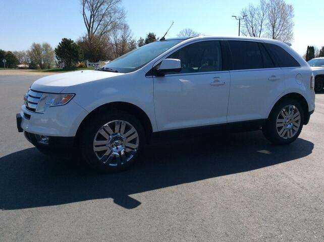 2010 FORD EDGE Limited Viroqua WI