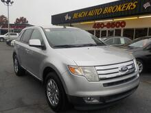 2010_FORD_EDGE_SEL, WARRANTY, LEATHER, HEATED SEATS, PARKING SENSORS, POWER LIFTGATE, KEYLESS ENTRY, TOW PKG, USB!_ Norfolk VA