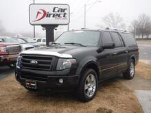 2010_FORD_EXPEDITION_4X4 LIMITED EL, CARFAX CERTIFIED, NAVIGATION, HEATED/AC LEATHER, POWER RUNNING BOARDS, TOW PKG, RARE_ Virginia Beach VA