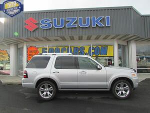 2010 FORD EXPLORER LimitedMiles 88983 Color SILVER Stock DJ3372 VIN 1FM