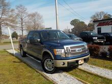 2010_FORD_F-150_LARIAT SUPER CREW 4X4, WARRANTY, HEATED/COOLED SEATS, RUNNING BOARDS, PARKING SENSORS,SIRIUS RADIO!!_ Norfolk VA
