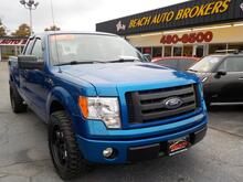 2010_FORD_F-150_STX,BUYBACK GUARANTEE, WARRANTY,  BED LINER, BLUETOOTH, SATELLITE RADIO, CRUISE CONTROL, SWEET!!!!_ Norfolk VA