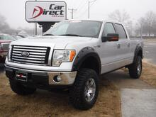 2010_FORD_F-150_XLT 4X4, CARFAX CERTIFIED, TOW PKG, POWER RUNNING BOARDS, LIFTED, ONE OWNER, ONLY 90K MI, SHARP!!!_ Virginia Beach VA