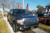 2010 FORD F-150 XLT SUPERCREW 4X4, WARRANTY, RUNNING BOARDS, TOW PKG, SIRIUS RADIO, POWER DRIVERS SEAT, BED LINER!!!