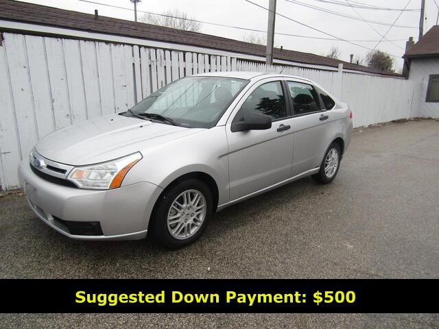 2010 FORD FOCUS SE  Bay City MI