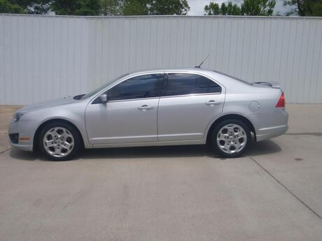 2010 FORD FUSION  Meridian MS