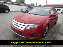 2010_FORD_FUSION SE__ Bay City MI