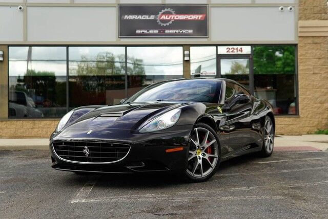 2010 Ferrari California  Hamilton NJ