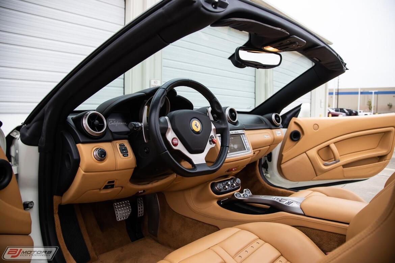 2010 Ferrari California  Tomball TX