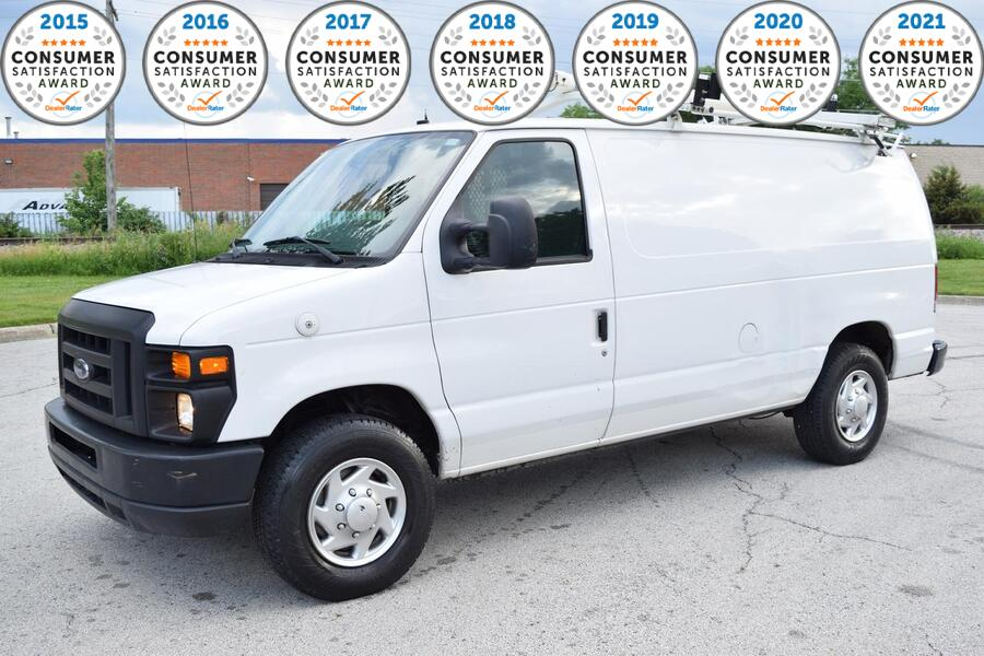 2010_Ford_Econoline Cargo Van_Commercial_ Glendale Heights IL