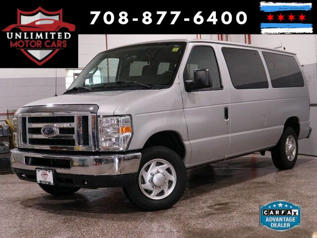 2010 Ford Econoline Wagon XLT Bridgeview IL