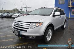 2010_Ford_Edge_SEL / AWD / Power Driver's Seat / Aux Jack / Cruise Control / Aluminum Wheels / Tow Pkg / Block Heater / 25 MPG_ Anchorage AK