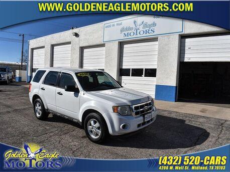 2010_Ford_Escape_FWD 4DR XLS_ Midland TX