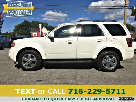 2010 Ford Escape Limited 4WD w/Low Miles Buffalo NY
