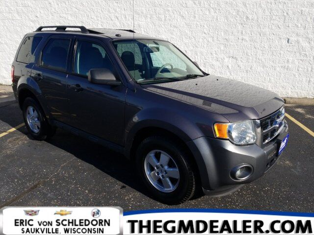 2010 Ford Escape XLT FWD 3.0L w/Sunroof Milwaukee WI
