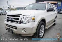 2010_Ford_Expedition_Eddie Bauer / 4X4 / Heated & Ventilated Leather Seats / Sunroof / Auto Start / Rear DVD / Back Up Camera / Power 3rd Row / Seats 8 / Cruise Control / Tow Pkg_ Anchorage AK