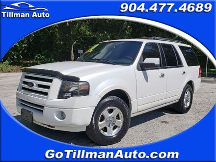 2010_Ford_Expedition_Limited 2WD_ Jacksonville FL