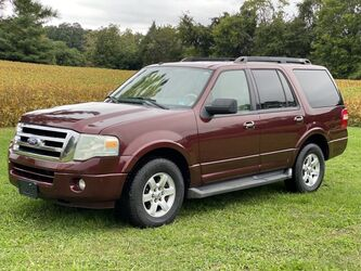 Ford Expedition XLT 3rd Row Seats 2010