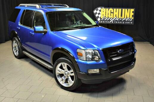 2010 Ford Explorer 4x4 XLT Easton PA