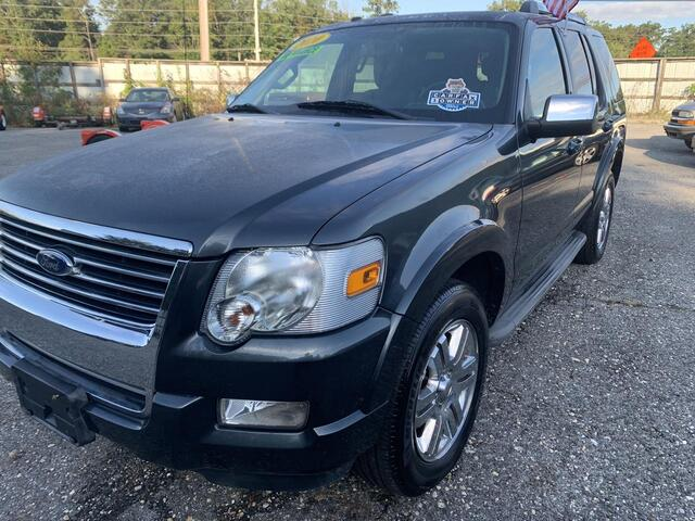 2010 Ford Explorer Limited 4WD Brandywine MD