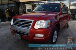 2010_Ford_Explorer_XLT / 4X4 / Power Driver's Seat / Bluetooth / Cruise Control / 3rd Row / Seats 7 / Tow Pkg / 1-Owner_ Anchorage AK