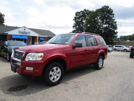 2010 Ford Explorer XLT 4x4 Richmond VA