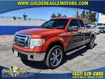 2010 Ford F-150 2WD SUPERCAB 145 XLT