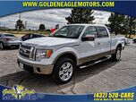 2010 Ford F-150 4WD SUPERCREW 145 LARIAT