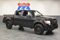 2010_Ford_F-150_CREWCAB FX4 4WD!! LIFTED!! CUSTOM BLACKED OUT WHEELS/NITTO TIRES!! BEAUTIFUL TRUCK!!!_ Norman OK