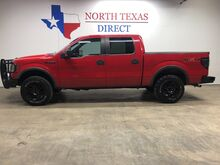 2010_Ford_F-150_FX4 4x4 Ranch Hand Bumpers Great Bf Goodrich Tires_ Mansfield TX