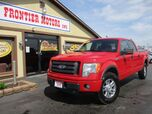 2010 Ford F-150 FX4 SuperCrew 6.5-ft Bed 4WD